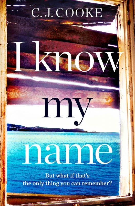 I KNOW MY NAME cover